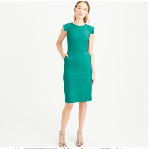 6584351c018 J. Crew Dresses   Skirts - J. Crew Resume Pencil Work Suit Dress 000